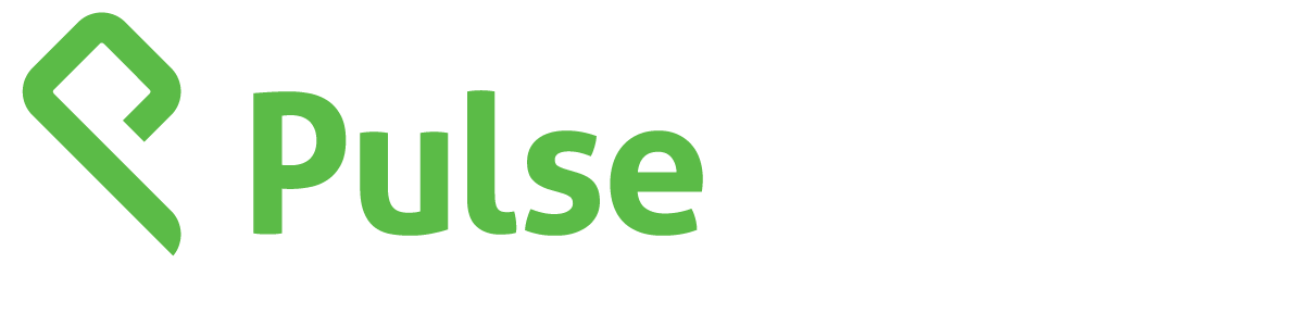 Pulse Secure White Logo