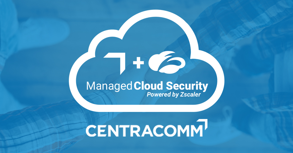 managed security services with Zscaler